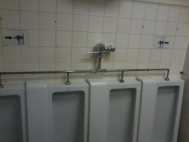 One Handle To Flush Them All