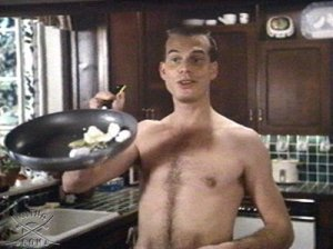 Chet From Weird Science Making Eggs